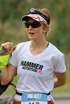 2012 Women's Champion Bernadette Benson